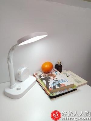 interlace,1# - 酷火LED台灯,护眼书桌小学生学习专用宿舍床头充电插电式台灯