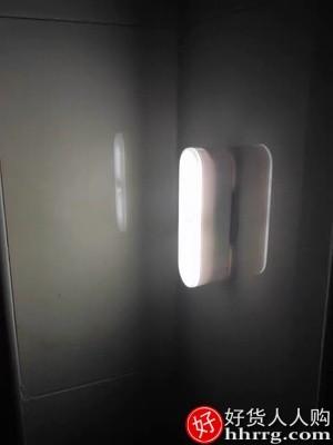 interlace,1# - 非常家饰智能人体感应小夜灯,led过道家用充电式自动声控光控楼道走廊壁灯