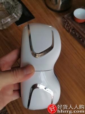 interlace,1# - 康佳眼部按摩仪器KZ-YM06,眼睛热敷护眼保仪缓解疲劳护眼仪智能眼罩