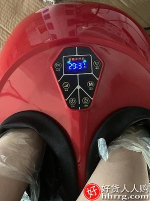interlace,1# - 美足宝足疗机足部脚底按摩器JB-505,全自动足底穴位揉捏按脚器家用足疗仪