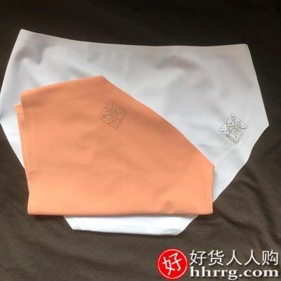 interlace,1# - 嫚熙孕妇孕期内裤女,夏季薄款无痕托腹孕早期中期晚期低腰大码产后
