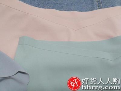 interlace,1# - 婧麒孕妇内裤大码,200斤纯棉裆孕中期晚期初期无痕低腰夏季薄款