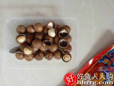 interlace,1# - 每果时光坚果夏威夷果500g,散装奶油味原味干果仁夏果整箱5斤
