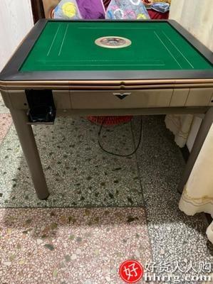interlace,1# - 源和天猫精灵智能麻将机,全自动餐桌两用家用过山车电动低音麻将桌
