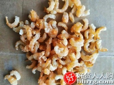 interlace,1# - 鲜之湾金钩海米虾米500g,特级大无盐开洋小虾仁新鲜海鲜产品干货即食