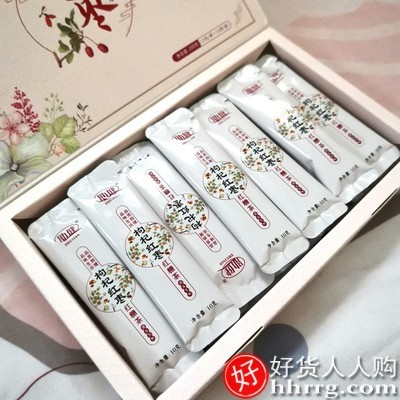 interlace,1# - 助健红糖姜茶,大姨妈体寒姜汤调理月经期红糖水
