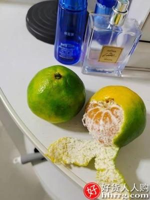 interlace,1# - 绿念云南橘子蜜橘10斤,桔子蜜桔整箱新鲜青皮孕妇水果当季柑橘