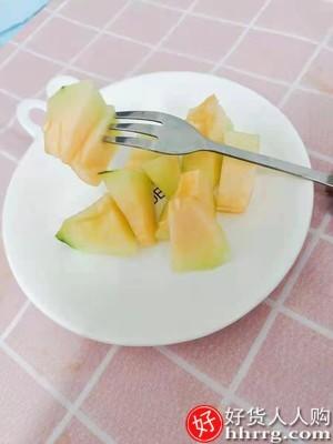 interlace,1# - 纹绿新疆黄河哈密瓜10斤,新鲜当季应季水果脆甜网纹蜜瓜甜瓜香瓜