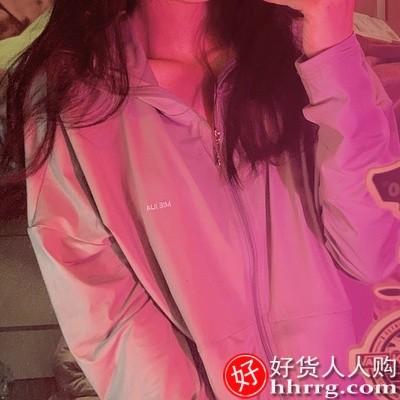 interlace,1# - 日本觅橘防晒衣女,夏季款防紫外线防晒衫透气超薄皮肤衣蜜橘防晒服