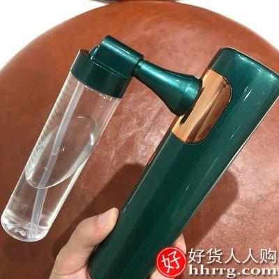 interlace,1# - 启邦注氧仪家用纳米喷雾器补水仪,手持洗脸洁面美容院导入脸部美容仪器