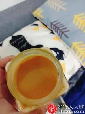 interlace,1# - 自然岛木桶土蜂蜜,秦岭农家自产结晶无添加蜂蜜采纯正天然野生花源