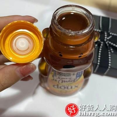 interlace,1# - lunedemiel蜜月小熊纯正天然野生蜂蜜,儿童孕妇进口水蜂蜜土缓解便秘