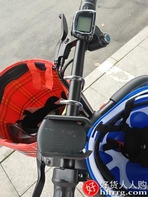 interlace,1# - 美国G-force折叠电动自行车C14,锂电池代驾超轻小型助力车电瓶电动车