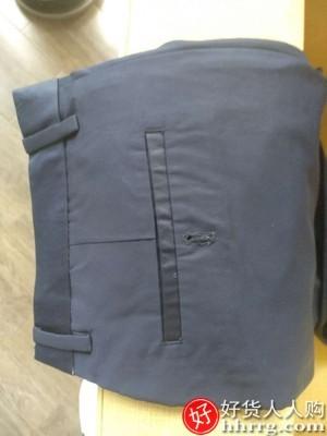 interlace,1# - 罗蒙男士休闲裤,中青年商务修身西裤工装裤直筒长裤