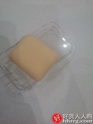 interlace,1# - LECTOURE PURE棉花糖气垫粉扑粉饼,化定妆美妆蛋海棉不吃散粉底液专用