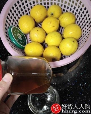 interlace,1# - 华秧安岳黄柠檬鲜果,当季新鲜水果一二级皮薄小香水青柠檬